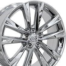 19x7.5 چرخ متناسب با Lexus، Toyota - RX 350 F Sport Style Chrome Rim، Hollander 74279 - SET