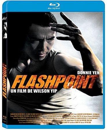 Flashpoint [Francia] [Blu-ray]