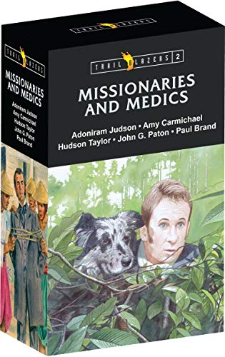 Trailblazer Missionaries & Medics Box Set 2 (Trail Blazers)