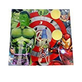 Avengers Marvel Hulk Estuche Edt 90 Ml,Figura Hulk Gel 350 Ml, Bolas & Diana 600 g