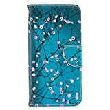 Thoankj Sony Xperia L3 Phone Case, Shockproof PU Leather