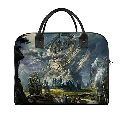 Travel HandbagAnimation Cg Artwork Illustration Fictional Character Mythology