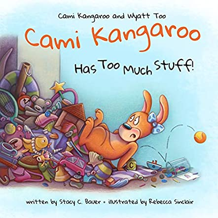 Cami Kangaroo Has Too Much Stuff!