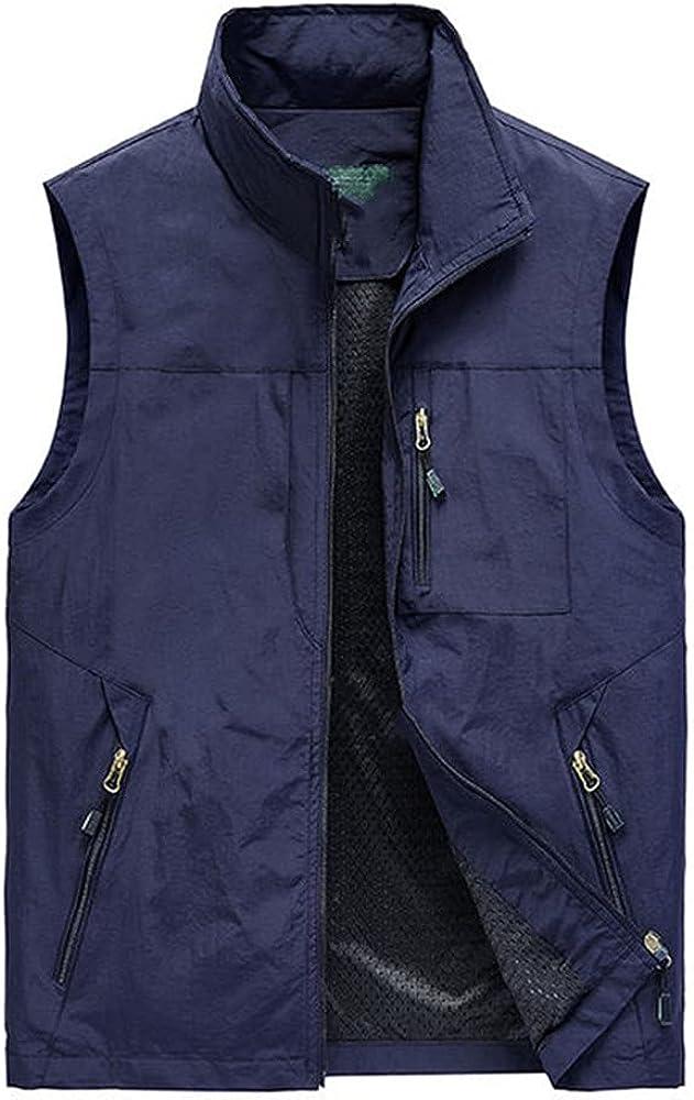 Men's Vests Mens Sleeveless Vest Spring Summer Autumn Casual Travels
