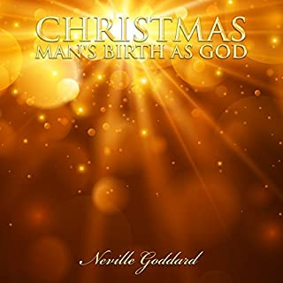 Christmas - Man's Birth as God audiobook cover art