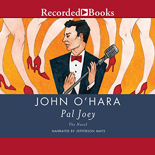 Pal Joey audiobook cover art