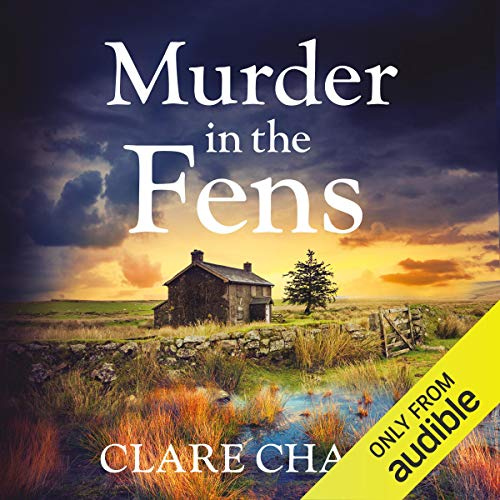 Page de couverture de Murder in the Fens