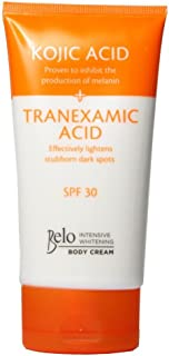 Belo Intensive Whitening Body Cream 150 ml, Pack of 1