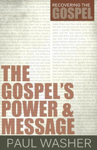 Image of The Gospel's Power and Message