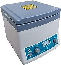 NEWTRY Electric Centrifuge Machine Desktop Lab Benchtop Centrifuges with Timer and Speed Control for Lab Medical Practice 4000rpm Capacity 20ml×12 Tubes 110V/220V (80-2B) (220V EU/UK/AUPlug, 50HZ)