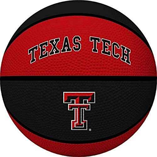 Best Price NCAA Texas Tech Red Raiders Crossover Full Size Basketball by Rawlings