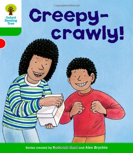 Oxford Reading Tree: Level 2: Patterned Stories: Creepy-Crawly!の詳細を見る