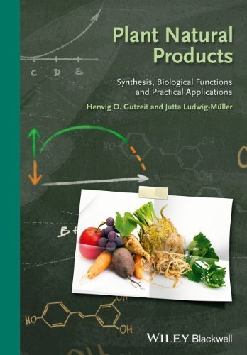 Plant Natural Products: Synthesis, Biological Functions and Practical Applications 1st edition by Gutzeit, Herwig O., Ludwig-Müller, Jutta (2014) Paperback