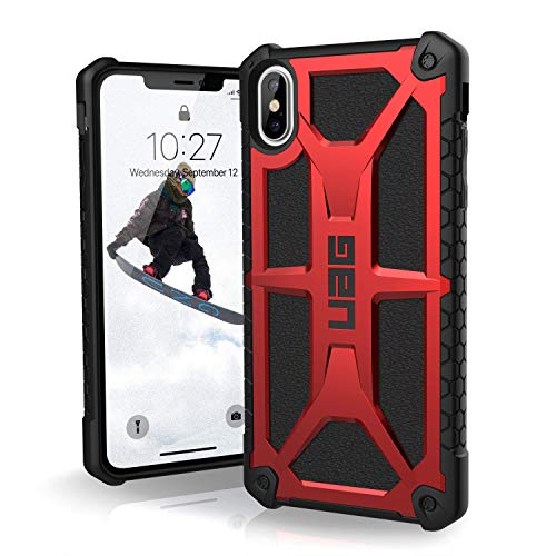 Urban Armor Gear Monarch Funda para Apple iPhone Xs Max Carcasa con...