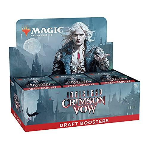 Crimson Vow Draft Booster Box