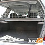 Travall® Guard Hundegitter TDG1065 - Maßgeschneidertes Trenngitter in Original Qualität