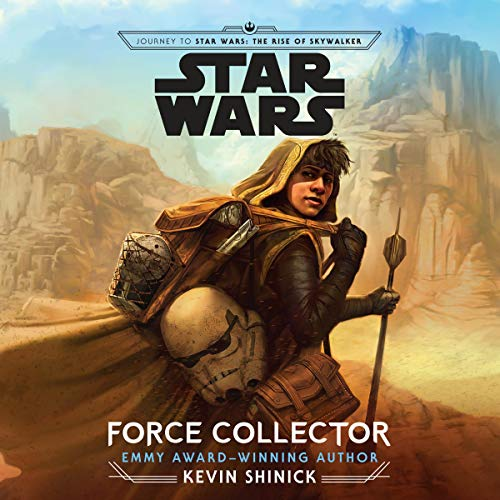 Page de couverture de Journey to Star Wars: The Rise of Skywalker: Force Collector