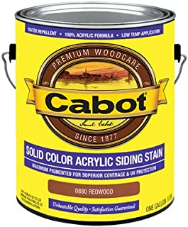 Gal Redwd Siding Stain, Pack of 4