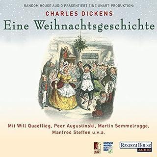 Eine Weihnachtsgeschichte                   Autor:                                                                                                                                 Charles Dickens                               Sprecher:                                                                                                                                 Will Quadflieg,                                                                                        Peer Augustinski,                                                                                        Martin Semmelrogge                      Spieldauer: 48 Min.     11 Bewertungen     Gesamt 4,1