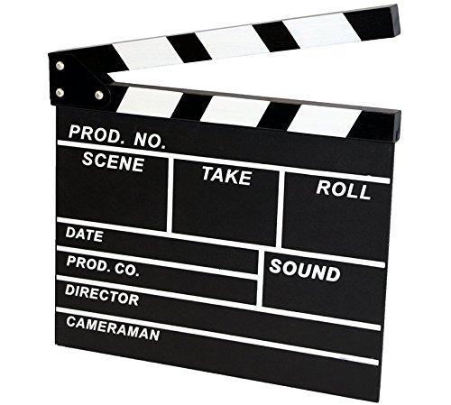 yeah67886Acryl Film Action Szene Schiefer Clap Film Stil Holz Klöppel Board