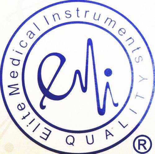 EMI Pharmacy Technician Round Emblem Pin