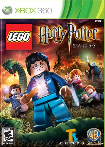 Warner Bros Lego Harry Potter - Juego (Xbox 360)