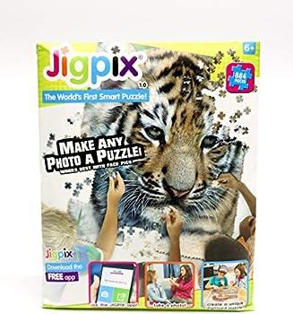 Commonwealth Toys Jigpix Smart Puzzle