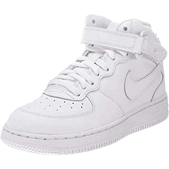 Amazon Com Nike Little Kids Air Force 1 Mid Basketball Shoe