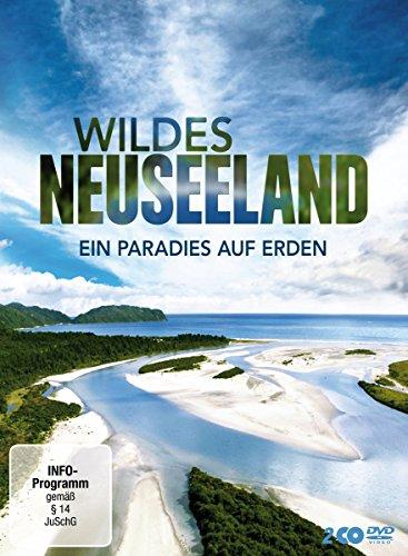 Wildes Neuseeland - Ein Paradies auf Erden [2 DVDs]