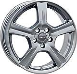 Autec Llantas IONIK 6.5x17 ET41 5x112 SIL para Audi A3 Q3 S3