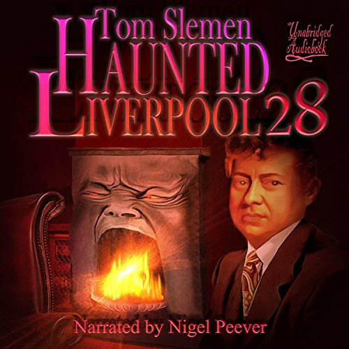 Haunted Liverpool 28 cover art