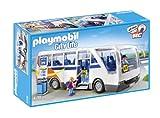 PLAYMOBIL- Autobúes Escolar Colegio Autobus, Multicolor (5106)