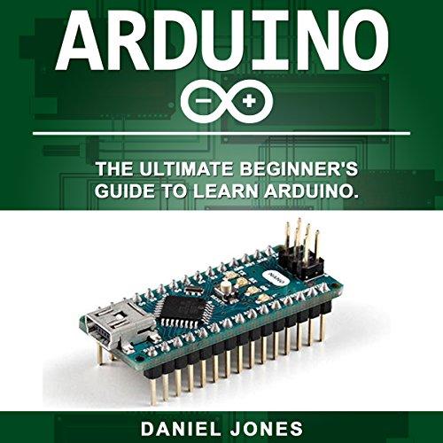 Arduino audiobook cover art