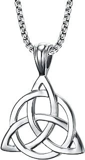 Best triquetra necklace for men Reviews
