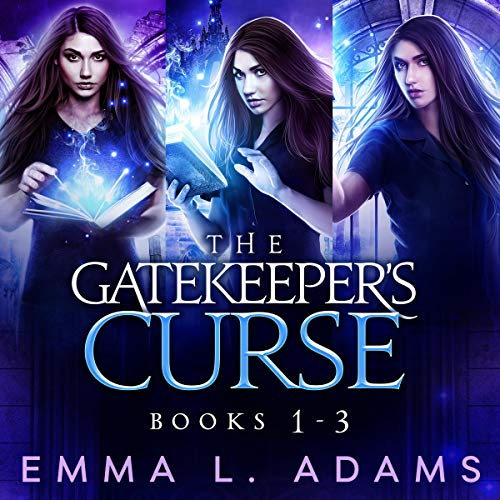 The Gatekeeper's Curse Audiobook By Emma L. Adams cover art