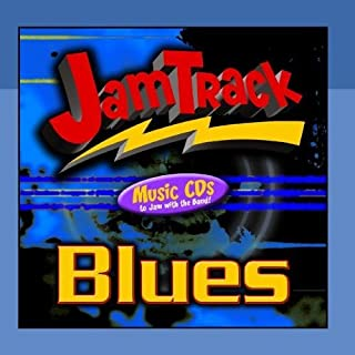 Jam Track - Blues Volume One: Music CDs to Jam with the Band by Jam Track
