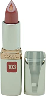 L'Oreal Paris Colour Riche Anti-Aging Serum Lipcolour, Seductive Pink, 0.13 Ounce