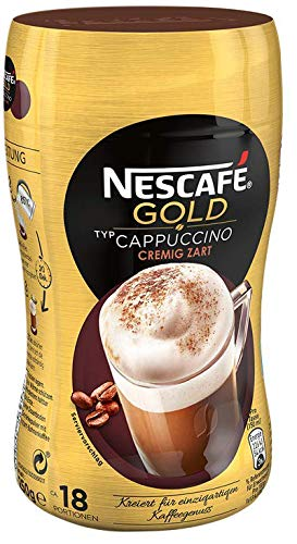 Nescafe Cappuccino cremig zart, 250g
