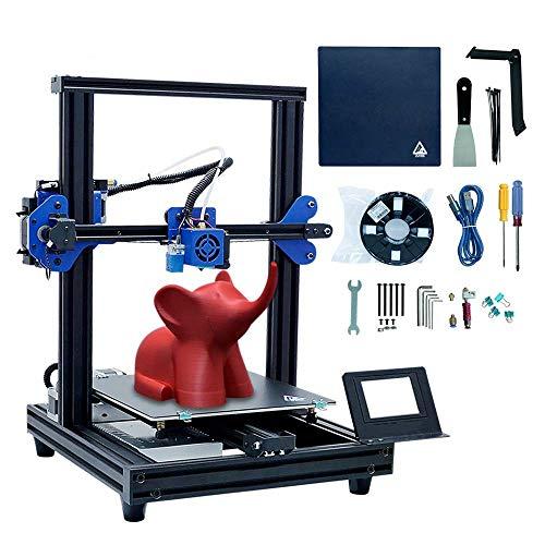 Impresora 3D Montaje RáPido Kit De Bricolaje Conjunto Marco Estable, Pantalla A Todo Color De 3,5 Pulgadas, Reanudar ImpresióN DespuéS del Apagado, Marco De Aluminio, Arquitectura/Medicina
