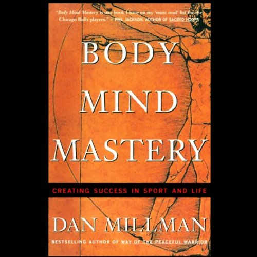 Body Mind Mastery audiobook cover art