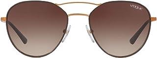 Vogue Eyewear UV Protected Aviator Women's Sunglasses