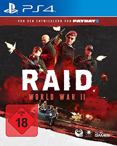 RAID WWII - PlayStation 4 [Importación alemana]