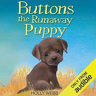 Buttons the Runaway Puppy copertina