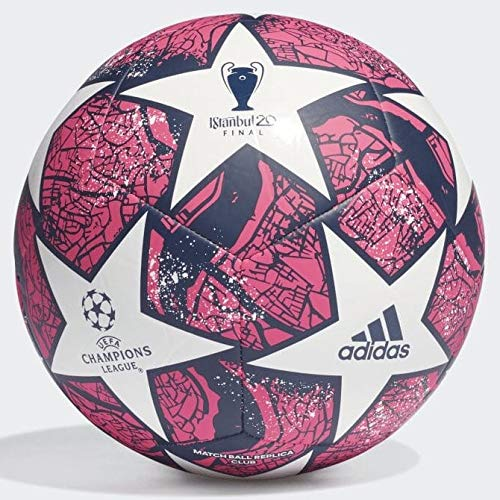 adidas UCL Finale Istanbul Club Soccer Ball 5