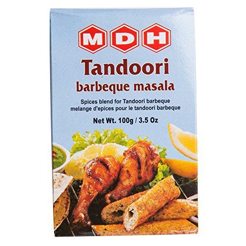 MDH タンドリーバーベキューマサラ 100g 1箱 Tandoori barbeque masala スパイス ハーブ 香辛料 調味料 業務用