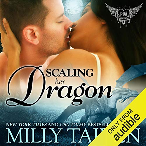 Scaling Her Dragon: BBW Paranormal Shape Shifter Romance cover art