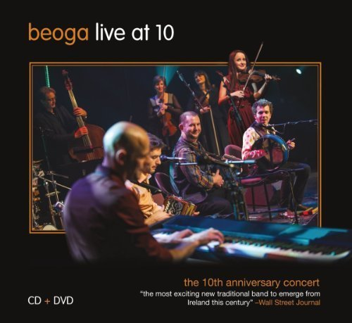 Beoga: Live At 10 -The 10th Anniversary Concert with Irish Folk and Jazz Tango by Damian McKee (2014-05-03)