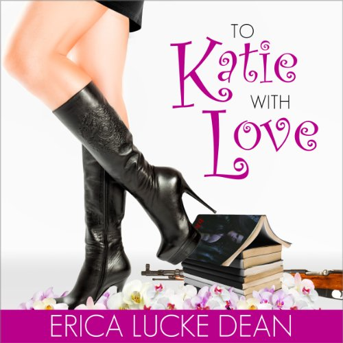 To Katie with Love audiobook cover art
