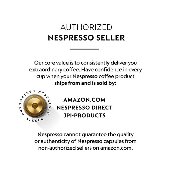 Nespresso Capsules OriginalLine Ristretto Intenso Coffee Pods, Brews, Dark Roast Espresso Coffee, 50 Count (Pack of 5) 4 Product 1: NEW LOOK, NEW NAME, SAME GREAT TASTE: The espresso coffee you love, inspired by Italy's iconic drinking tradition.This collection of Nespresso capsules are our homage to those regional blends and roasting techniques. Product 1: INTENSITY 10: This Nespresso coffee blend offers an intense coffee blend with subtle contrast between strength and bitterness, acidic and fruity notes, all in easy to use Nespresso Capsules Product 1: ISPIRAZIONE RISTRETTO ITALIANO COFFEE BREWS 1.35 OZ : These Nespresso OriginalLine pods are part of the Espresso range that will provide you with a 1.35 oz serving of a traditional espresso coffee beverage