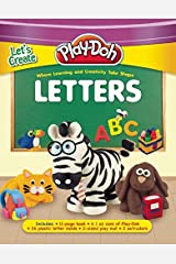 Let's Create Letters (Play-Doh Let's Create) Misc. Supplies